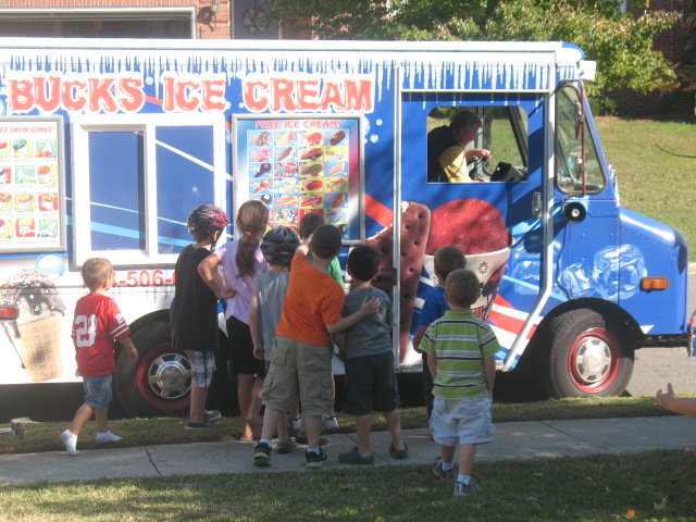 bucks ice cream truck kids birthday party ice cream magic charlotte nc