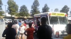 Bucks Ice Cream Truck Corporate Events Charlotte NC