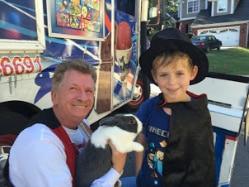 bucks ice cream truck kids birthday party ice cream magic charlotte nc